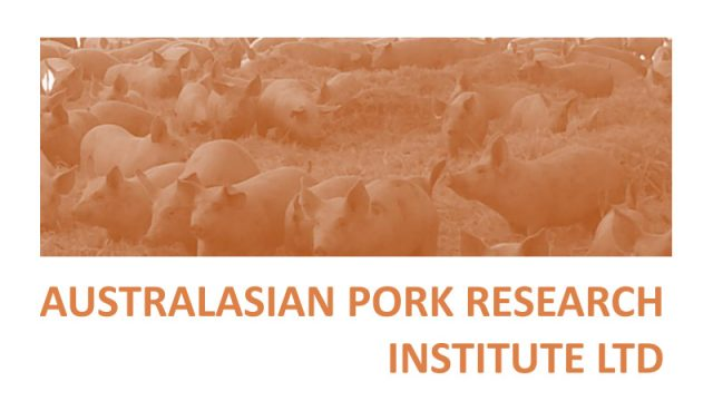 Australasian Pork Research Institute Ltd